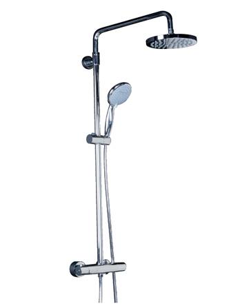 Capri conjunto termost tico ducha still for Monomando termostatico ducha