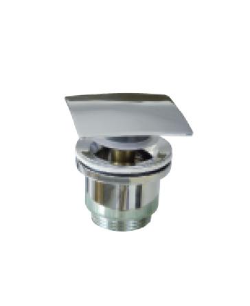 Desag e lavabo click clack cuadrado universal still for Lavabo cuadrado