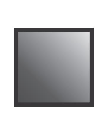 Espejo con marco still for Espejo marco negro