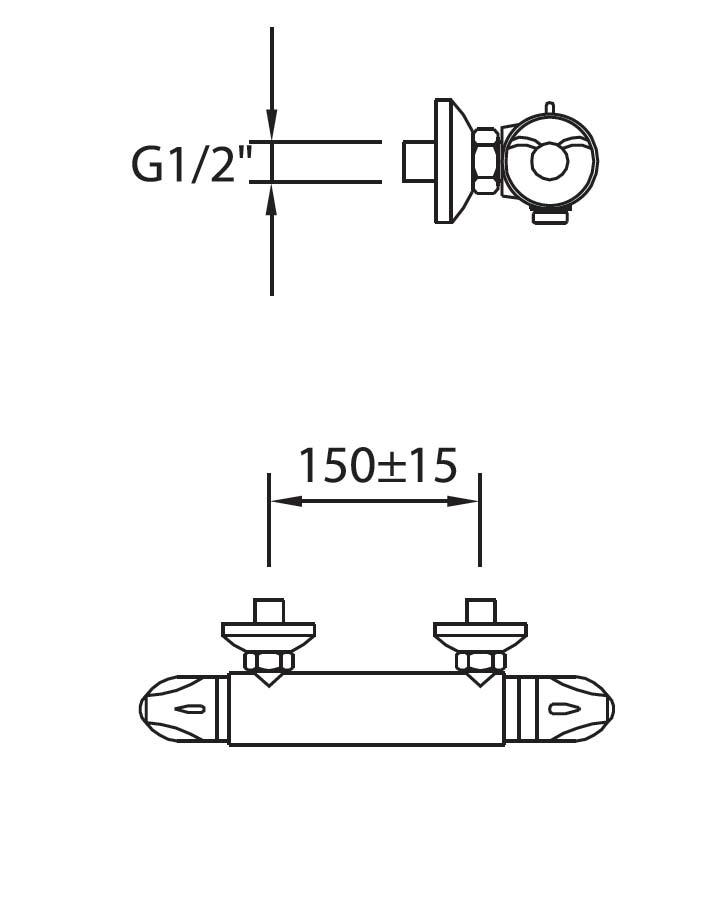 Griferia Para Baño Oval:descripción tipo de cartucho sedal ducha teléfono flexible de 1 75 m