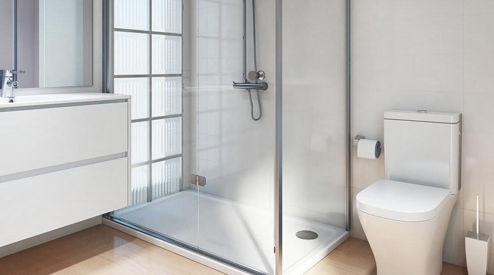 Soluciones para cuartos de ba os peque os still - Cuartos de banos pequenos con ducha ...